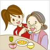ソワン訪問介護センターの介護サービス 食事介助