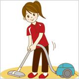 ソワン訪問介護センターの介護サービス 掃除
